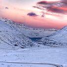 Iceland on the end on the all world  ... by Patrycja Makowska