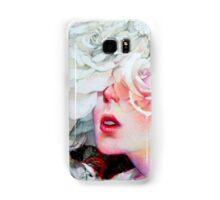 White Roses Samsung Galaxy Case/Skin