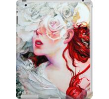 White Roses iPad Case/Skin