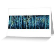 Woods-Gloom Greeting Card