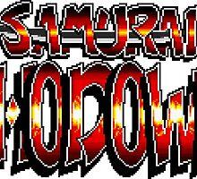 Samurai Shodown by Lupianwolf