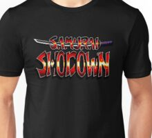 Samurai Shodown - SNES Title Screen Unisex T-Shirt