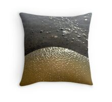 Jelly Fish Rising Throw Pillow