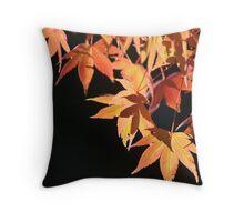 maple Throw Pillow
