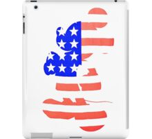 Mickey Mouse America iPad Case/Skin