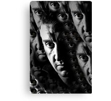 Enemy from Within! Canvas Print