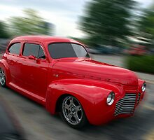 1941 Chevrolet Sedan Tudor Hot Rod by TeeMack
