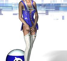 Poolgames 2009 - No. 10 by DigitalFox