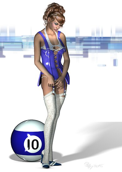 Poolgames 2009 - No. 10 by DigitalFox