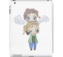 Destiel iPad Case/Skin