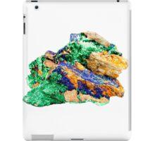 Macro Azurite iPad Case/Skin