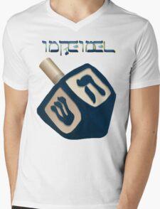 iDreidel Mens V-Neck T-Shirt