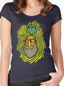 Pineapple Head Women's Fitted Scoop T-Shirt
