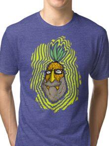 Pineapple Head Tri-blend T-Shirt