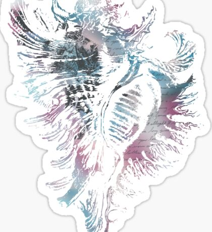 Seashell Elaborated Sticker