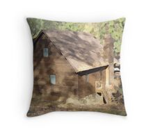 By The Shores Throw Pillow