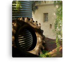 The Old Dairy,Lara Metal Print