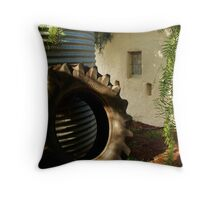 The Old Dairy,Lara Throw Pillow