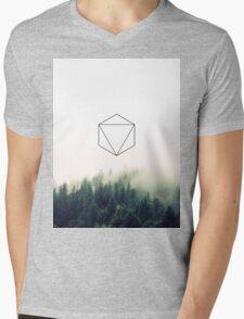 The Forrest Mens V-Neck T-Shirt