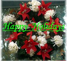 Happy Holidays III by Bea Godbee