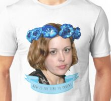 corin tucker - now is the time to invent!!!!!! Unisex T-Shirt