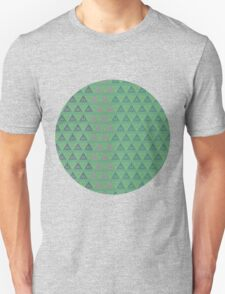 Deathly Hallows Pattern T-Shirt