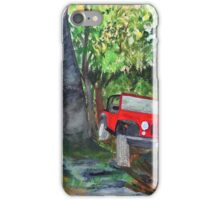 Jeeping Tour iPhone Case/Skin