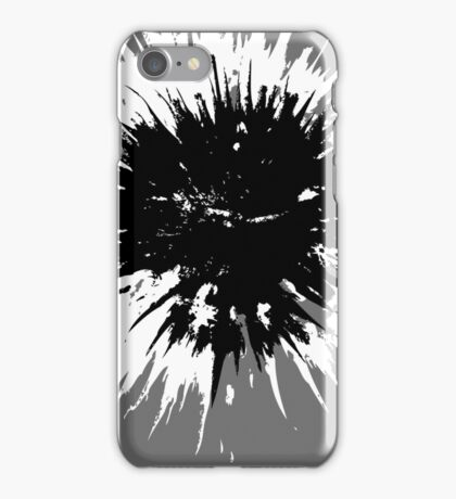 You Burst My Bubble! iPhone Case/Skin