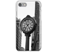 5th Avenue and the Flatiron Building iPhone Case/Skin