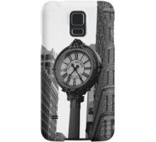 5th Avenue and the Flatiron Building Samsung Galaxy Case/Skin