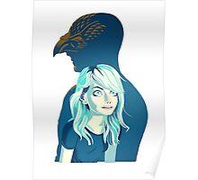 Birdman & daughter Poster