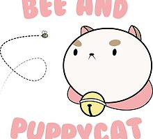 Bee and Puppycat by Chuppy