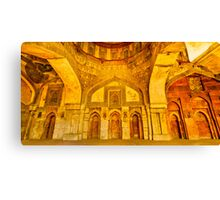 North India - Lodhi Gardens - New Delhi 2 Canvas Print