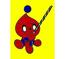 Spider Chao Photographic Print