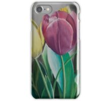 Rainbow of Tulips iPhone Case/Skin