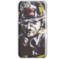 The American Firefighter iPhone Case/Skin