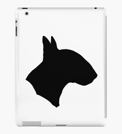 Bull Terrier!!! iPad Case/Skin