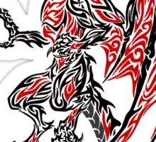 Bahamut Is Coming Sticker