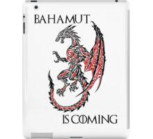 Bahamut Is Coming iPad Case/Skin