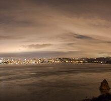 Golden Gate Bridge Skyline by Eyes Unveiled