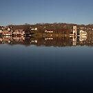 Lake Banook by murrstevens