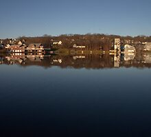 Lake Banook by murrstevens