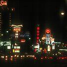 Vegas nights by Larry  Grayam