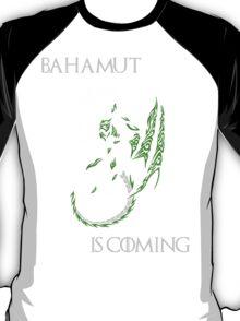Bahamut Is Coming V2 T-Shirt