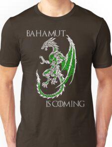 Bahamut Is Coming V2 Unisex T-Shirt