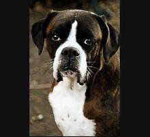 Arwen's Portrait -Boxer Dogs Series- Unisex T-Shirt
