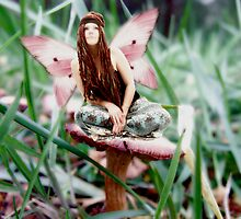 Hippie Fairy by Amy-lee Foley