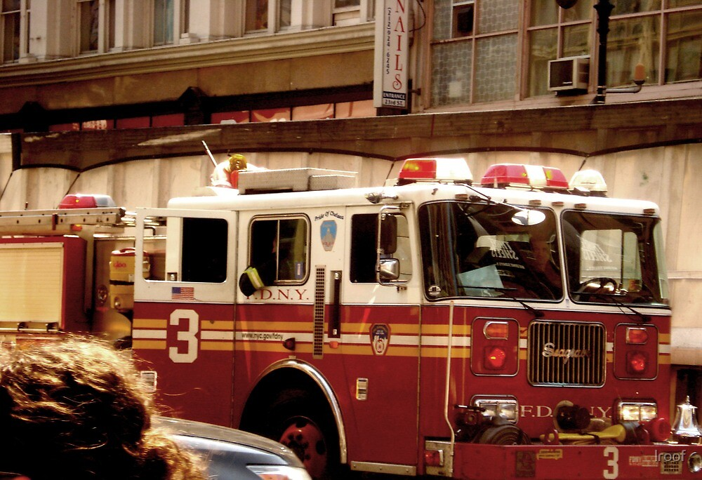 FDNY No. 3 by lroof
