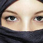 blue eyes by quackakeri