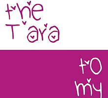 You're the Tara to my Willow by fashprints